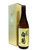 奥能登の白菊 純米吟醸 720ml 化粧箱入り