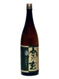宗玄 純米 八反錦 ひやおろし原酒 1800ml