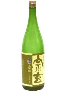 宗玄 純米 山田錦 ひやおろし原酒 1800ml