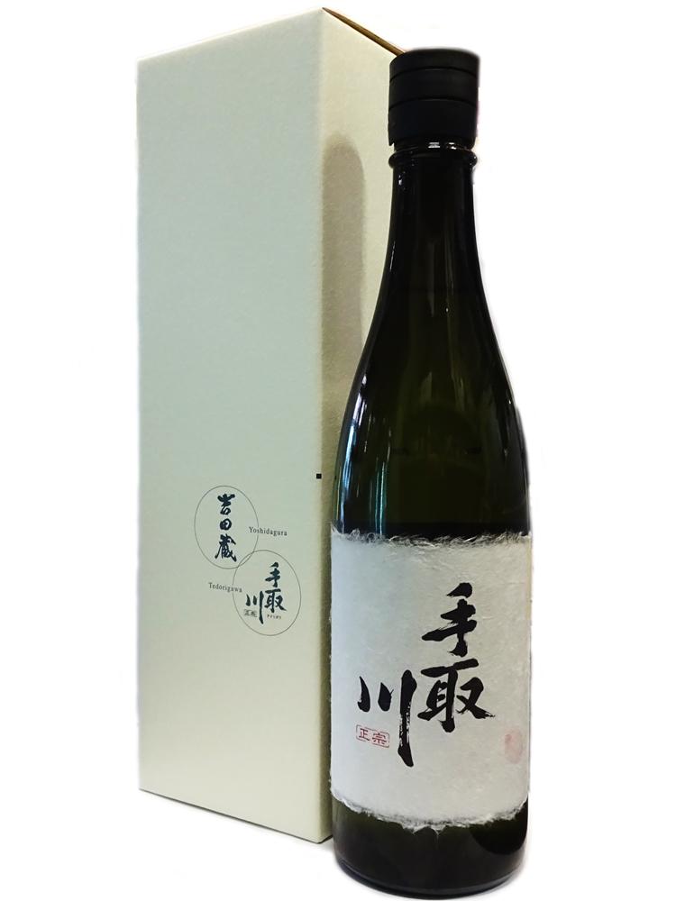 手取川 純米大吟醸 無濾過原酒 はなもり 720ml 化粧箱入り 要冷蔵