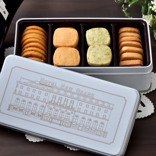 【同梱不可商品】オリジナル缶入り フレーバークッキー