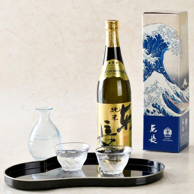 【夏ギフト】日本酒 純米東長(あずまちょう)オリジナルパッケージ<送料込み>