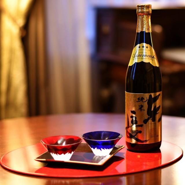 【同梱不可商品】日本酒 純米東長(あずまちょう)