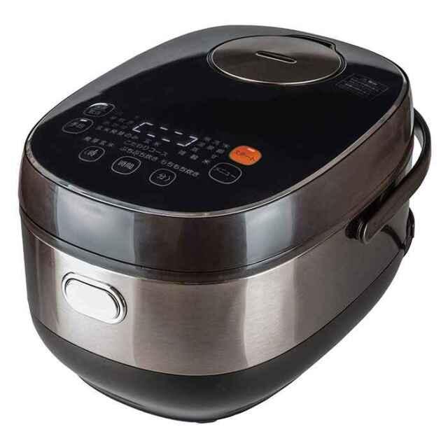 炊飯器 発芽玄米炊飯器 炊飯ジャー 5.5合 玄米が発芽するこだわり健康サポート炊飯器 ANABAS ARM-500