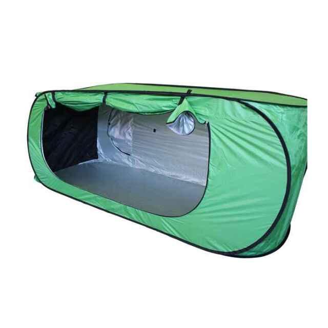 シェルターテント テント 縦置き 横置き 2WAY 災害時 防災 トイレテント 着替え用テント 個室スペース MITSUKIN RS01-GR