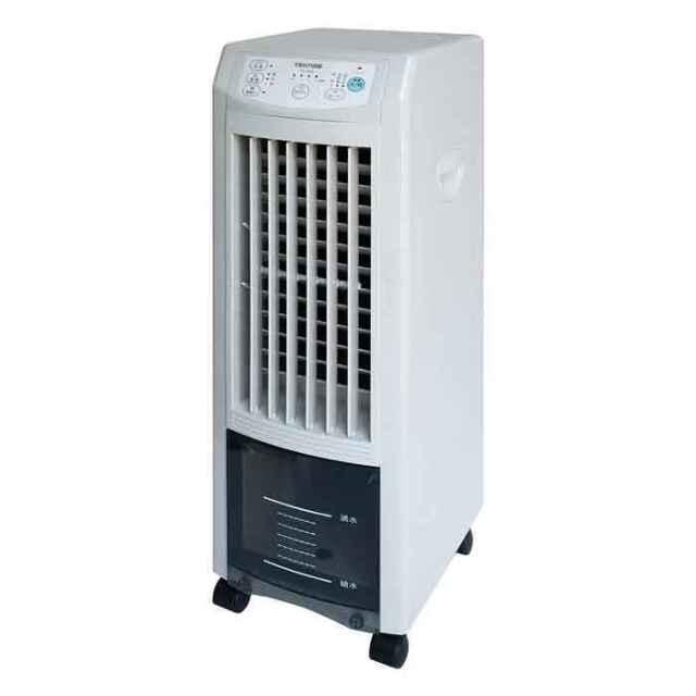 扇風機 冷風扇 テクノイオン搭載 リモコン冷風扇風機 消臭 除菌 マイナスイオン 風量3段階切替 ホワイト テクノス TCI-007