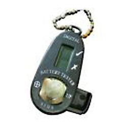 補聴器電池用電池残量計 フェコムバッテリーチェッカー