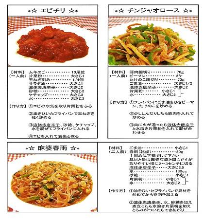 液体赤唐辛子レシピ②