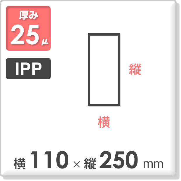 IPPドックロール 110×250mm