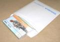 クッション封筒(エアマット付封筒)CD用inの写真
