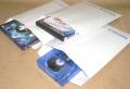 クッション封筒(エアマット付封筒)DVD用inの写真