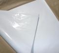 純白ロール紙(白い包装紙)の写真