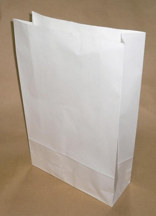 宅配袋(白/L)の写真