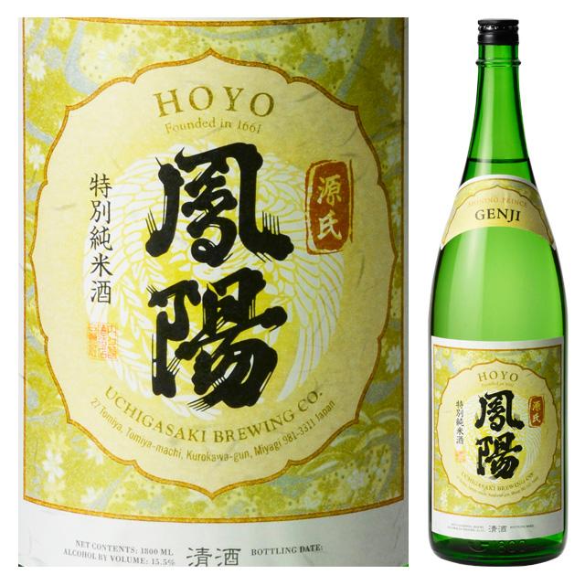 特別純米酒鳳陽源氏1800ml