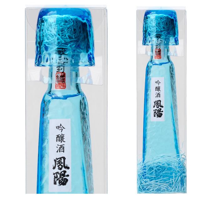吟醸酒鳳陽ブルーシャトー