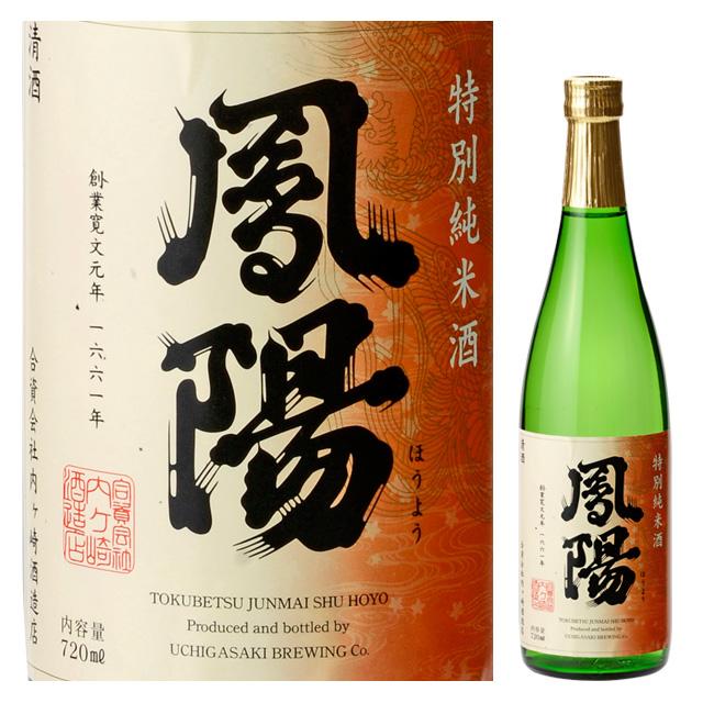 特別純米酒鳳陽720mL