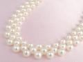 淡水真珠デザインネックレス