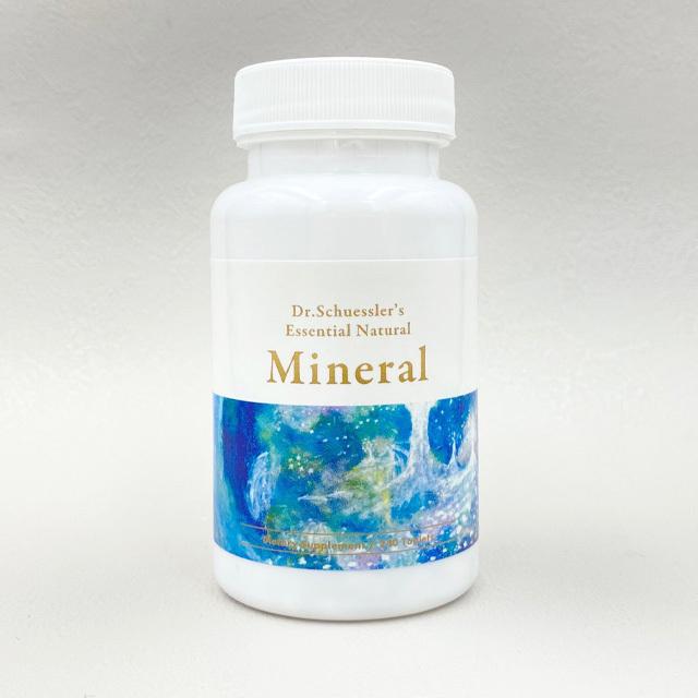 【定期】Dr.Schuessler's Essential Natural Mineral(ドクターシュスラーズ・ミネラル)