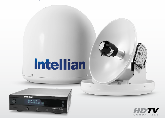 intellian i2 BSアンテナ【Japanese System】