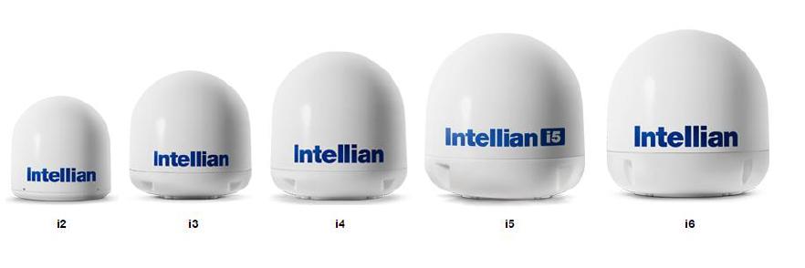 intellian i2 エンプティードーム(ダミーレドーム)