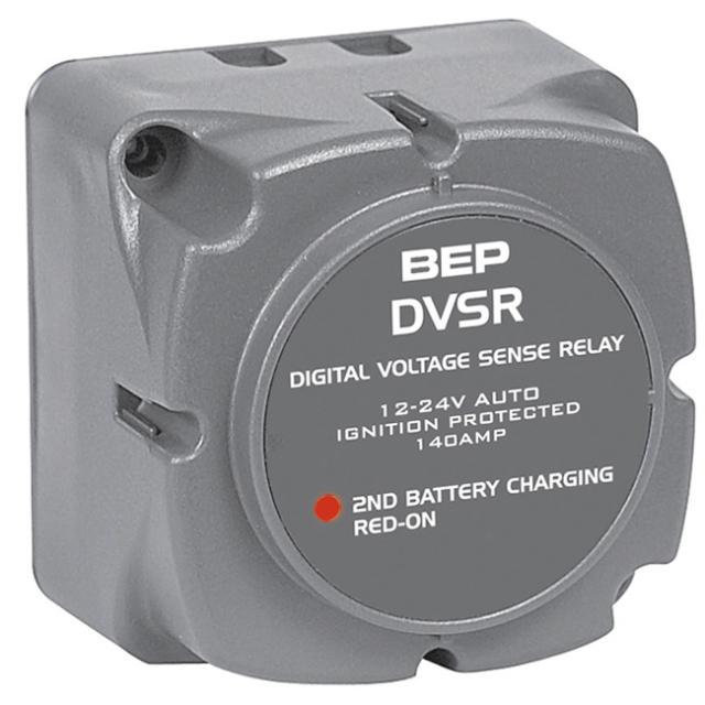 デジタルサブバッテリーチャージャー(DVSR)