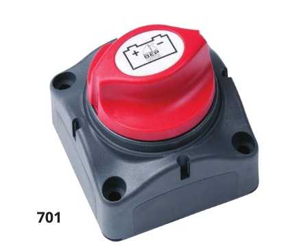 【BEP】MINI バッテリースイッチ 701 ON-OFF
