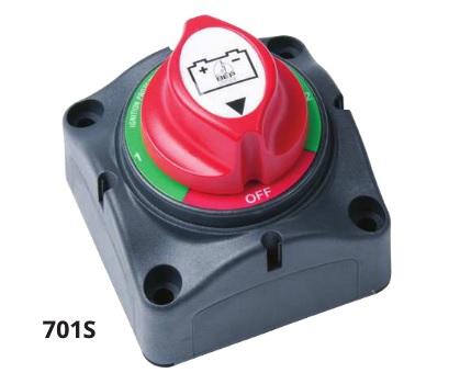 【BEP】MINI バッテリースイッチ 701S 1-2-BOTH-OFF