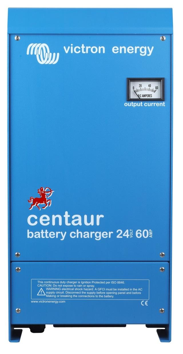 【世界中のプロが選ぶ】VICTRONバッテリーチャージャー ケンタウルス 24v/60Amp