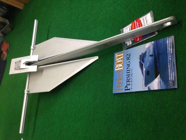 【限定一個・送料無料】最高級アルミアンカー フォートレス14.5kg