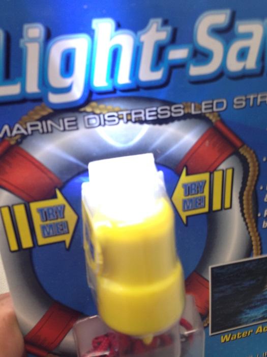 個数限定!自動点灯型ライトセーバー【marineFX】