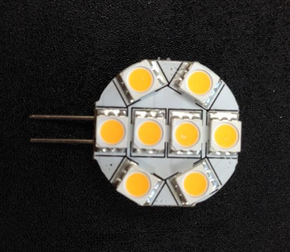 G4バルブ型LED 円盤型
