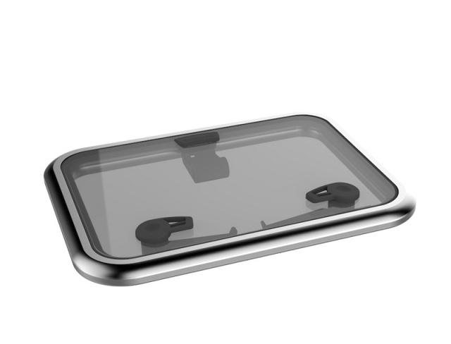 【LEWMAR】リューマー ミディアムプロフィールハッチ30 フランジ15mmタイプ