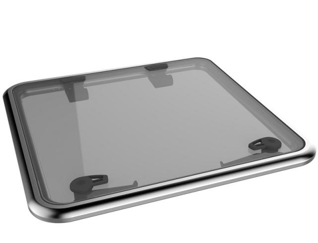 【LEWMAR】リューマー ミディアムプロフィールハッチ70 フランジ15mmタイプ