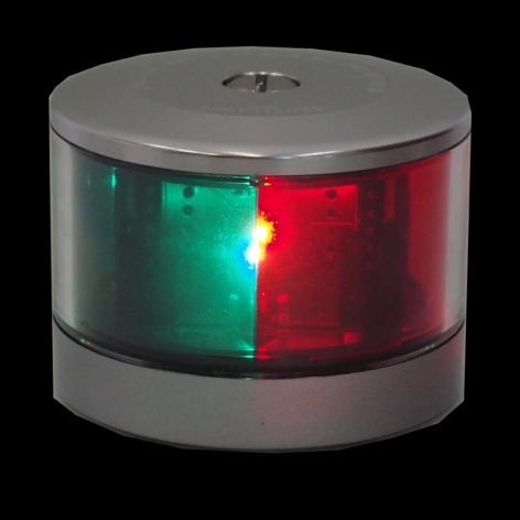 【NAUTILIGHT】LED航海灯 両色灯(バウライト)