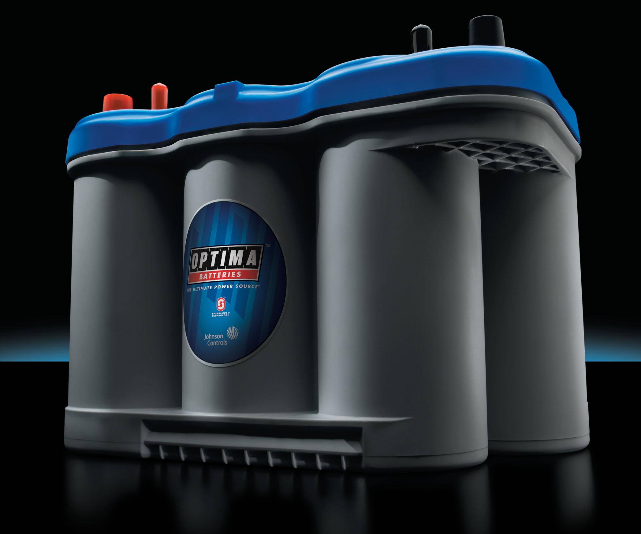 【悩まずOPTIMAです】オプティマバッテリー ブルートップ D1400M 75Ah CCA975