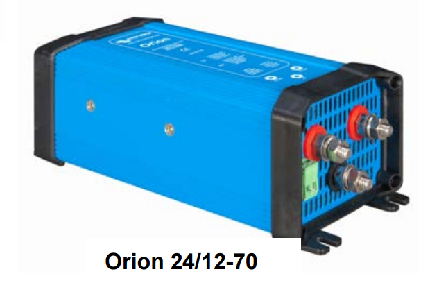 【VICTRON Orion】DC-DCコンバーター DC24v~12v 70Amp