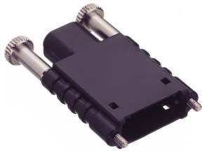 HDR-E26LPH1/ケーブル用プラスチック縦型ケース【ROHS】