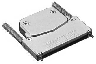HDRA-E100LPWB/EMI対策金属製縦形ケース【ROHS】