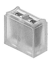 Z-128A/コンタクト0.6×0.4mm用短絡プラグ【ROHS】