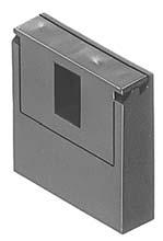 DIC-406/コンタクト 0.635mm/5.08mmピッチ用短絡プラグ(高背品)【ROHS】