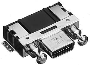 HDR-EA26LFYPG1-SLK+/基板側ライトアングル・SMTタイプ雌コネクタ【ROHS】