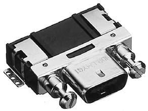 HDR-EA26LMYPG1+/基板用ライトアングル・SMTタイプ雄コネクタ【ROHS】