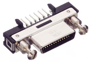 HDR-EC14FDTG2-SLE+/基板用ストレート・ディップタイプ雌コネクタ【ROHS】