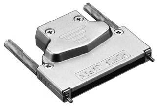 HDRA-E68LPD/ケーブル用ダイカスト縦型ケース ねじロック【ROHS】