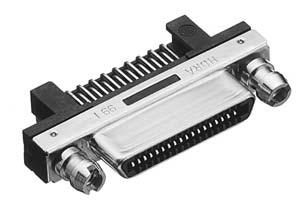 HDRA-EA36LFDT-SLC+/基板用ライトアングル・ディップタイプ雌コネクタ【ROHS】
