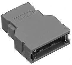 PCR-V20LB/細線用プラスチック縦形ケース(ねじロックなし)【ROHS】