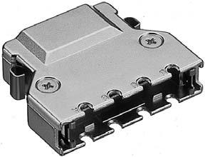 PCS-E68LKPA/ 誤挿入防止形太線ケーブル用ダイカスト縦形ケース【ROHS】