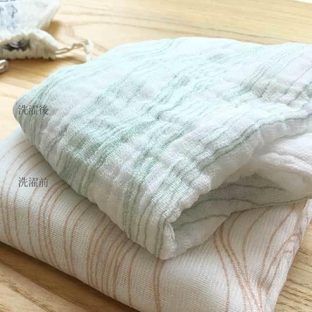 【日本製】6+gauze cloth