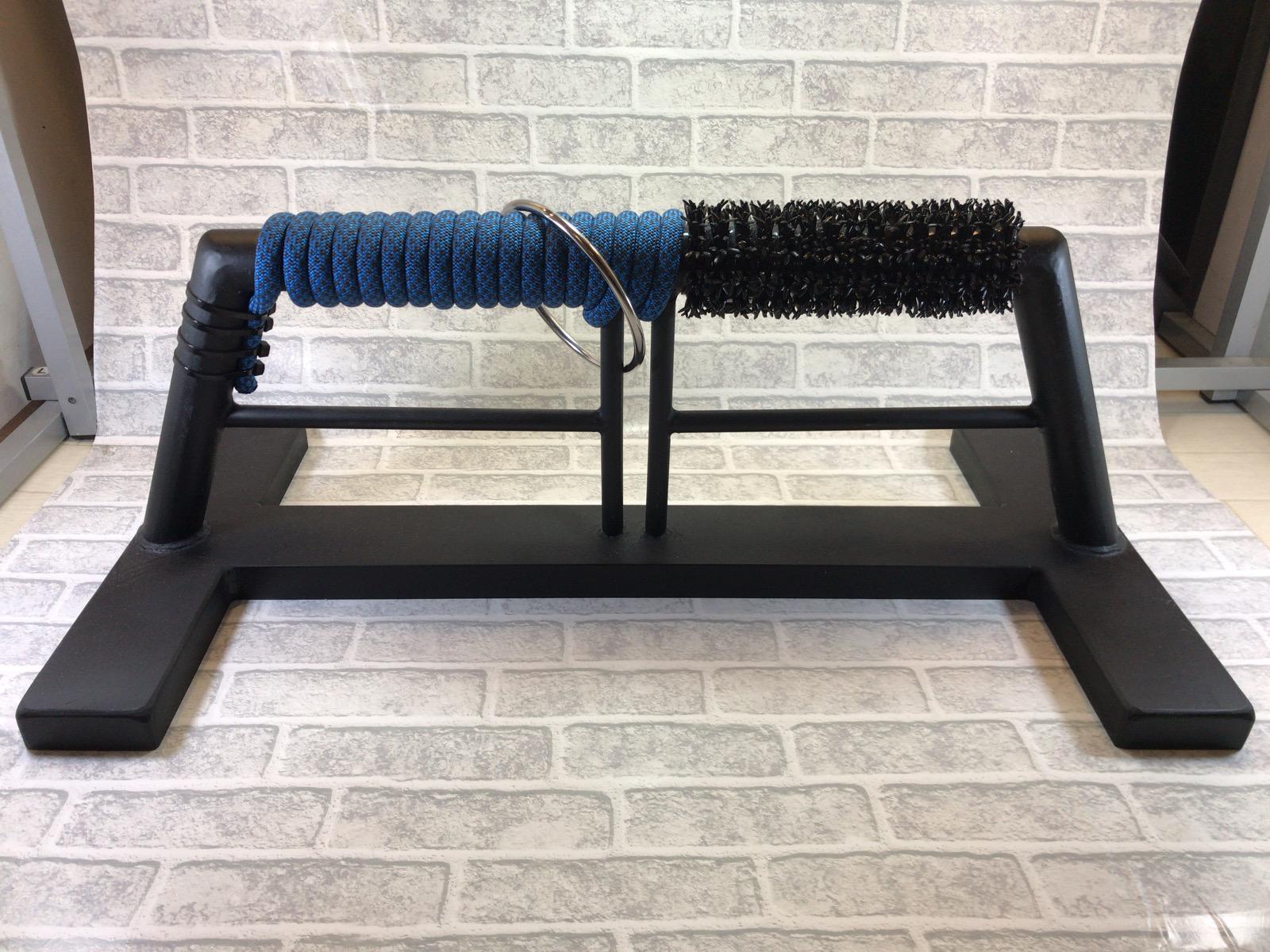 鉄製OWLパーチ Lサイズ/LLサイズ 半ロープ/全人工芝