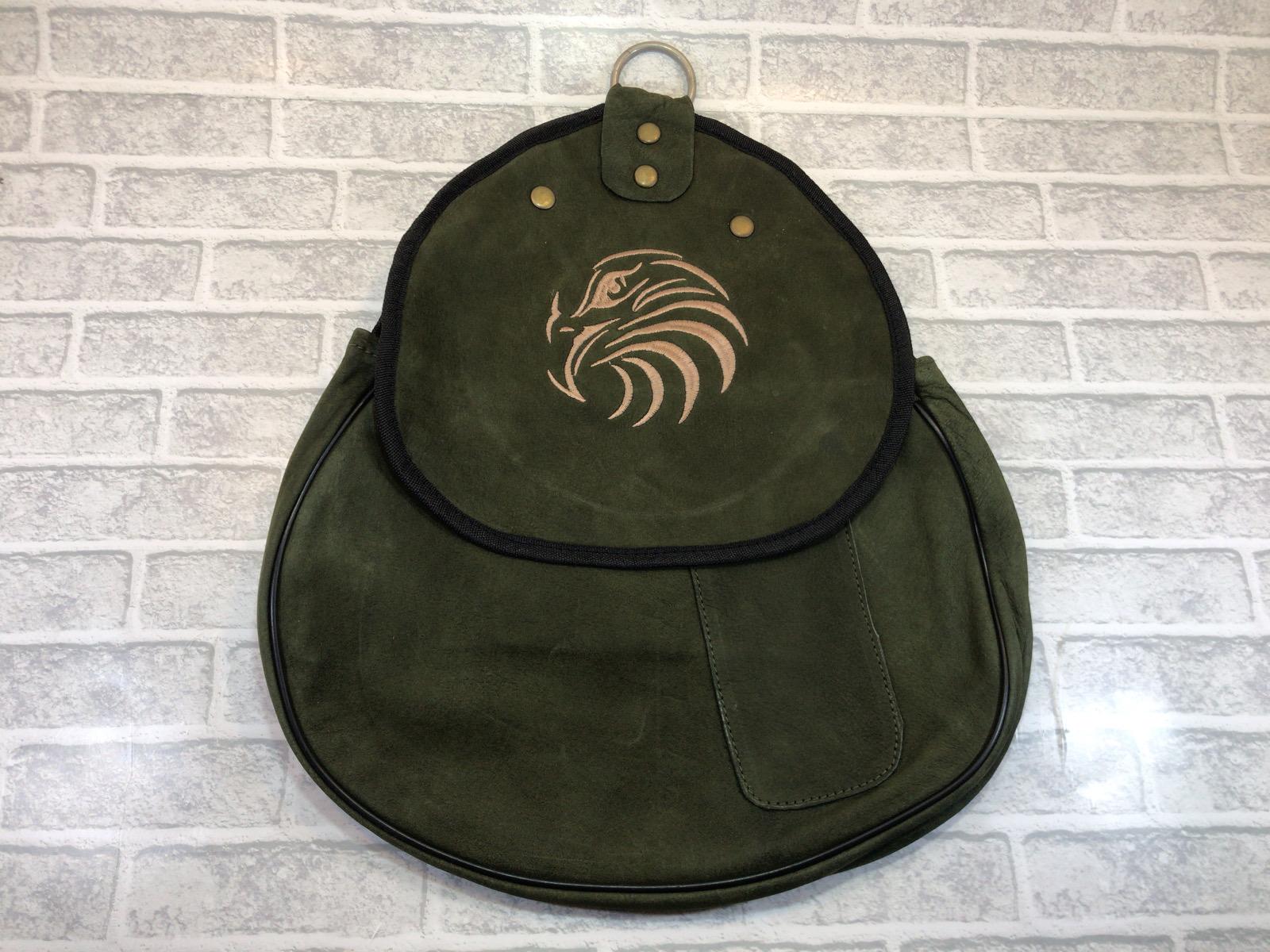 HAWKING BAG ホーキングバッグ レザー イーグル刺繍
